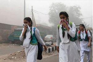 New Delhi nỗ lực giải quyết ô nhiễm khói bụi trong mùa Đông