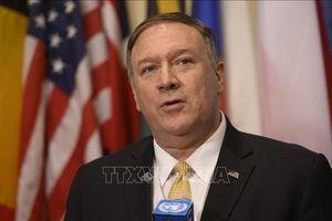 Tổng thống Mỹ bác khả năng Ngoại trưởng Pompeo kiêm nhiệm Cố vấn an ninh quốc gia