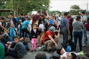 Mexico không đồng tình với chính sách 'nước thứ 3 an toàn' của Mỹ