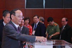 Tiến hành Bầu Ban chấp hành Trung ương Hội Luật gia Việt Nam khóa XIII