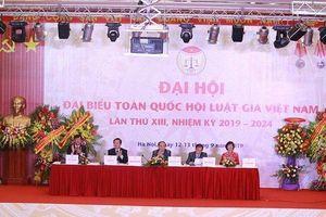 Bế mạc Đại hội Đại biểu toàn quốc Hội Luật gia Việt Nam lần thứ XIII: Toàn thể cán bộ, hội viên phát huy cao độ tinh thần yêu nước, tự lực, tự cường