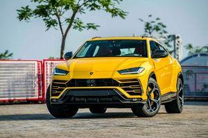 Siêu xe Lamborghini Urus thứ 4 về Việt Nam có gì đặc biệt?
