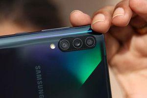 Cận cảnh Samsung Galaxy A50s giá 7,79 triệu đồng tại Việt Nam