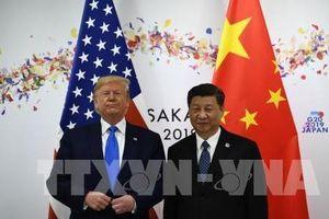 Tổng thống mỹ muốn đạt thỏa thuận thương mại toàn diện với Trung Quốc