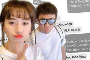 Hari Won chẳng ngờ bị quản lý 'bán đứng' ngay trên Facebook: Hết than thở về Tuấn Trần đến nói xấu cả Trấn Thành