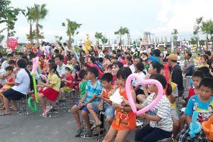 Tran Anh Group tổ chức vui tết Trung thu cùng các em thiếu nhi