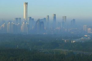 Bắc Kinh đang trên đường rời khỏi danh sách 200 thành phố ô nhiễm nhất thế giới