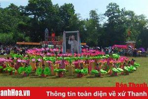 Lan tỏa phong trào 'Toàn dân đoàn kết xây dựng đời sống văn hóa' ở huyện Thạch Thành