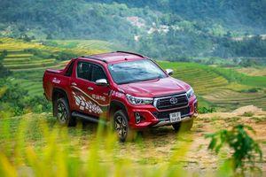 4 lý do Toyota Hilux chinh phục tín đồ yêu xe bán tải khắp thế giới
