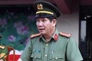 Ông Huỳnh Tiến Mạnh bị cách chức Giám đốc Công an Đồng Nai
