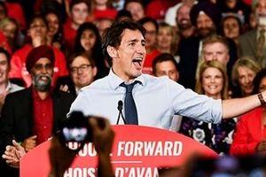 Thủ tướng Canada đối mặt nhiều thách thức trước cuộc tổng tuyển cử