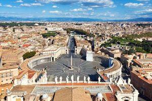 Những quảng trường nổi tiếng nhất thế giới