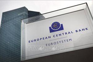 ECB hạ lãi suất tiền gửi nhằm thúc đẩy tăng trưởng khu vực eurozone