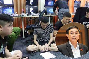 Người Trung Quốc mở sào huyệt cờ bạc, công xưởng ma túy ở Việt Nam: An ninh quốc phòng, chủ quyền lãnh thổ bị đe dọa