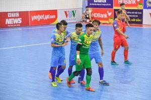 Trực tiếp Futsal HDBank 2019: Tân Hiệp Hưng vs Sanna Khánh Hòa