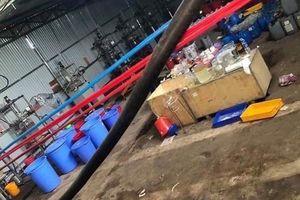 Khởi tố đường dây sản xuất ma túy 'khủng' ở tỉnh Kom Tum và Bình Định