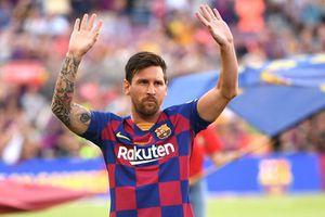 Lionel Messi nghỉ thi đấu dài hơn dự kiến