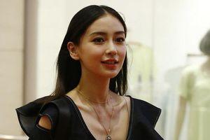 Angelababy và các mỹ nhân Hoa ngữ bị chê mặc xấu vì quá gầy