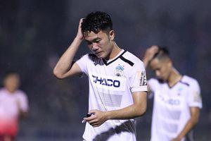 HAGL có nguy cơ xuống hạng sau trận thua CLB Sài Gòn