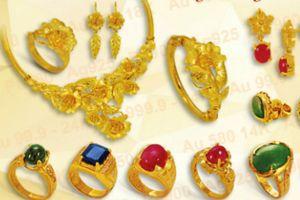 Giá vàng lao dốc phiên cuối tuần, nhưng vàng nhẫn tăng giá bất thường lên sát mốc 43 triệu