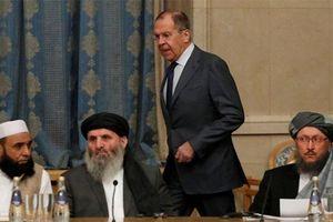Thực hư Taliban đến Nga sau thất bại đàm phán với Mỹ?