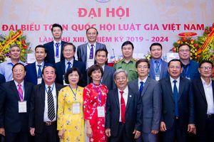 Ra mắt Ban lãnh đạo Trung ương Hội Luật gia Việt Nam khóa mới