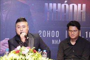 Ca sĩ Vũ Duy Khánh: Dốc sức cho giấc mơ 'Khánh 30'