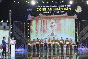 Bế mạc Liên hoan truyền hình, Phát thanh CAND lần thứ XII năm 2019: Công an tỉnh Hà Nam đoạt giải Nhất toàn đoàn