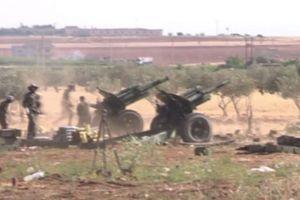Hỏa lực của Quân đội Syria trút xuống gần trạm quan sát của Thổ Nhĩ Kỳ