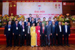 Ông Nguyễn Văn Quyền tái đắc cử Chủ tịch Hội Luật gia Việt Nam khóa XIII