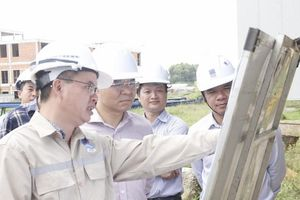 Dự án NMNĐ Long Phú 1: Tập trung bảo quản các hạng mục, thiết bị