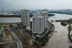 Cận cảnh hành lang bảo vệ sông Sài Gòn bị 'độc chiếm'