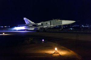 Nga bất ngờ tiến hành không kích ở vùng núi Syria?