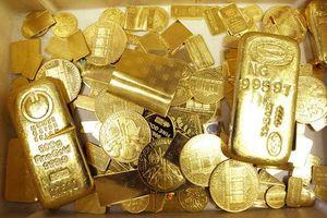 Giá vàng giảm mạnh trong tuần