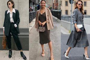 Chiếc áo không thể thiếu trong mùa Thu với mọi cô gái, cứ mặc là bao đẹp!