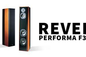 Revel Performa F32 – Đôi loa xưa chinh phục những đôi tai già