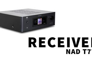 NAD ra mắt receiver cao cấp T778
