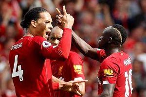 Thắng ngược Newcastle, Liverpool xây chắc ngôi đầu Premier League