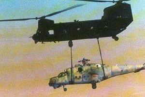 Tình báo Mỹ - Liên Xô lập chiến dịch đánh cắp trực thăng vũ trang của nhau như thế nào?
