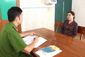 Hà Tĩnh: Khởi tố 2 'bà trùm' cho vay nặng lãi