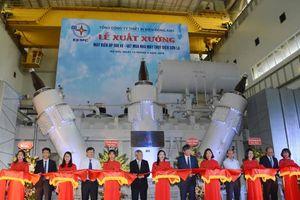 EEMC xuất xưởng máy biến áp 3 pha 467MVA – 18/500 kV Thủy điện Lai Châu-Sơn La