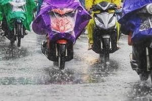 Tây Nguyên và Nam Bộ có mưa to, nguy cơ lũ quét, ngập lụt