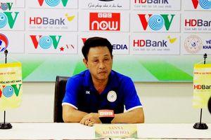 HLV Đặng Đình Khang: 'Nguồn cung cầu thủ futsal đang cạn kiệt'