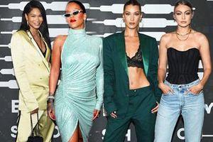 Rihanna 'khai hỏa' bộ sưu tập Savage X Fenty, dàn khách mời 'khủng' khiến thảm đen chao đảo