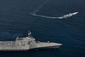 'Gói nâng cấp' giúp tàu Mỹ thách thức Trung Quốc ở châu Á- Thái Bình Dương