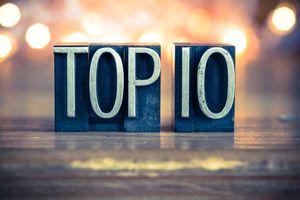 Top 10 cổ phiếu tăng/giảm mạnh nhất tuần: Nhóm ngân hàng bùng nổ