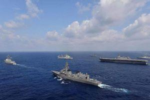 Ấn Độ - Malaysia tham gia diễn tập hàng hải chung ở biển Đông