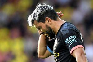 Man City thua trận đầu tiên tại Premier League