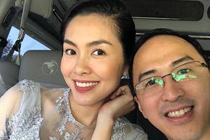 Louis Nguyễn liên tục bày tỏ tình cảm với Tăng Thanh Hà