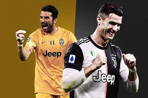 Ronaldo và đội hình đắt nhất lịch sử Serie A